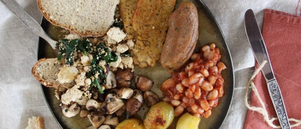 veganistisch ontbijt