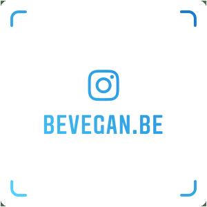 volg BE Vegan op Instagram