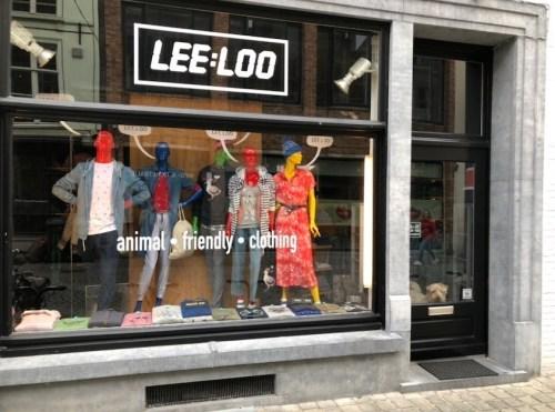 etalage Leeloo Brugge