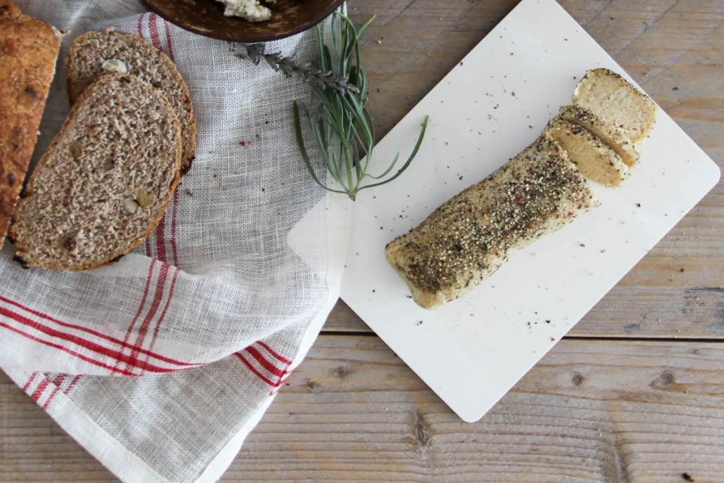 recept vegan kaas maken