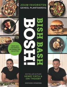 livre de cuisine végétalienne bish bash bosh!