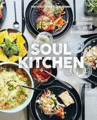 vegan kookboek de Avalonhoeve Soulkitchen