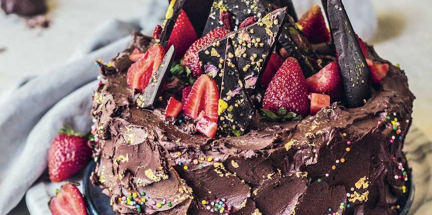 recette gâteau au chocolat végan