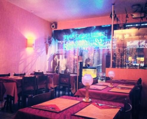 restaurant végane Liège Le Mekong