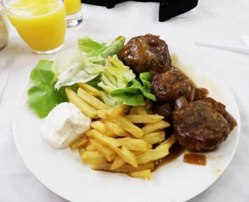vegan restaurant Luik Les oiseaux s'entêtent