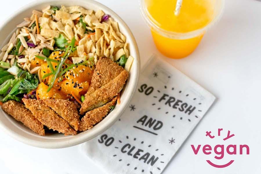 Try Vegan van 1 tot 30 november