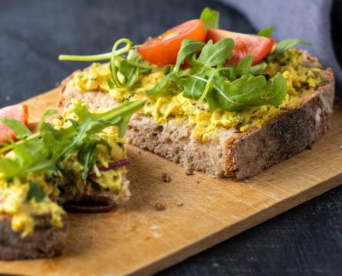 veganistische tonijnsalade