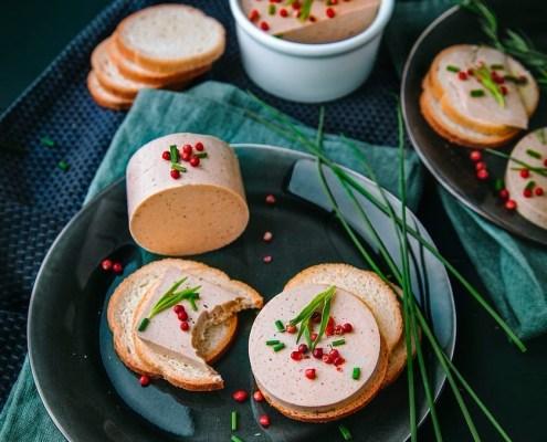 recette vegan foie gras