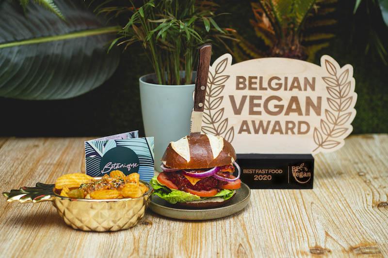 BE Vegan Awards 2020 Botanique Hasselt