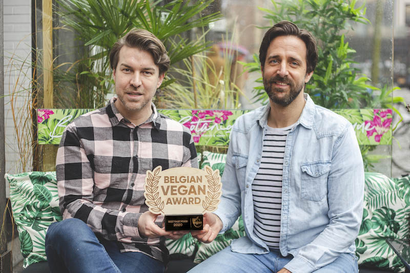 Belgian Vegan Awards 2020 Best Fast Food