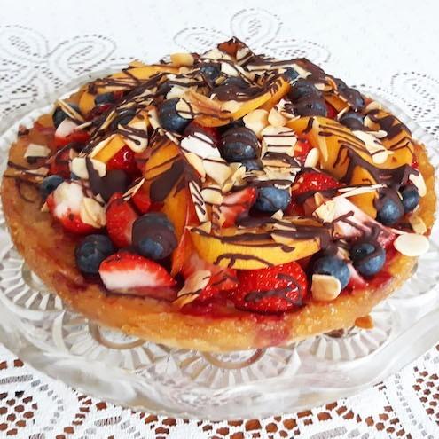 gâteaux véganes Bakmama Roulers