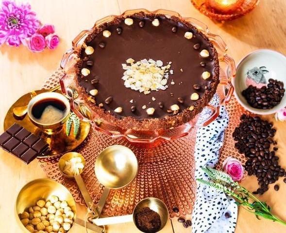 gâteaux véganes Cake Moss Gand