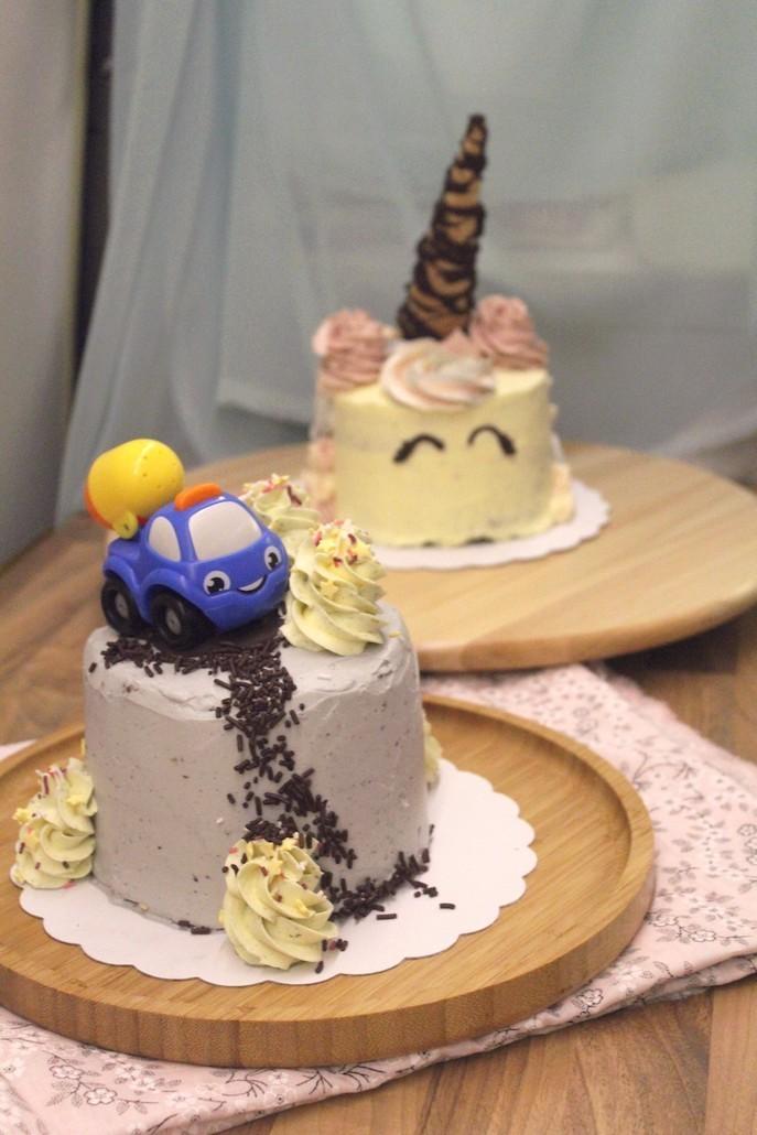 gâteaux véganes L'insouciance Wavre
