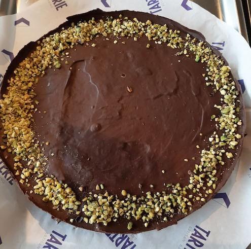 gâteaux véganes Tarterie Courtrai