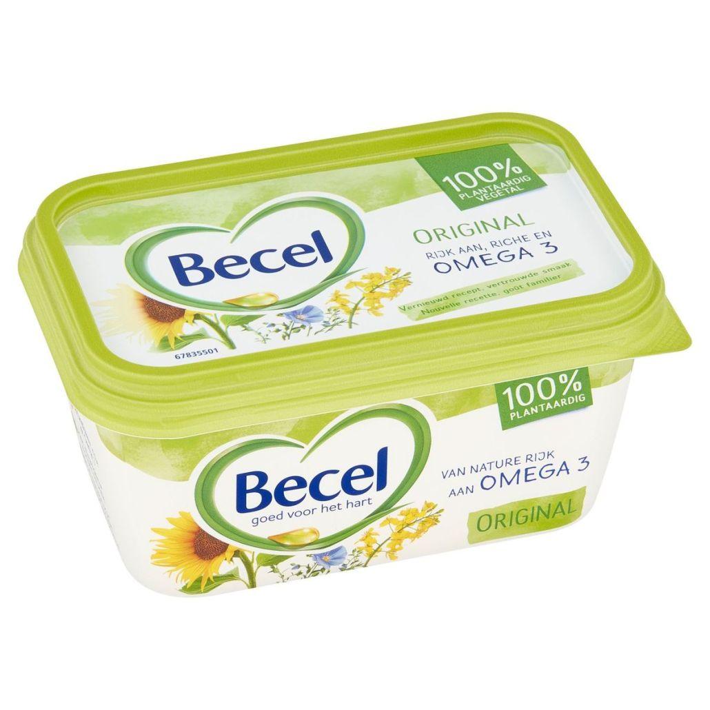 vegan boter Becel