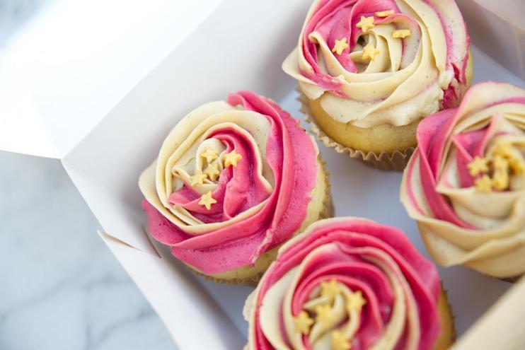 vegan cupcakes Nurinoms Zonhoven