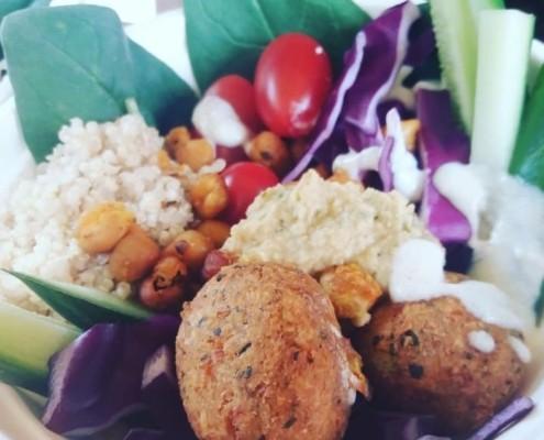 manger végane à Anvers : De Ecotariër