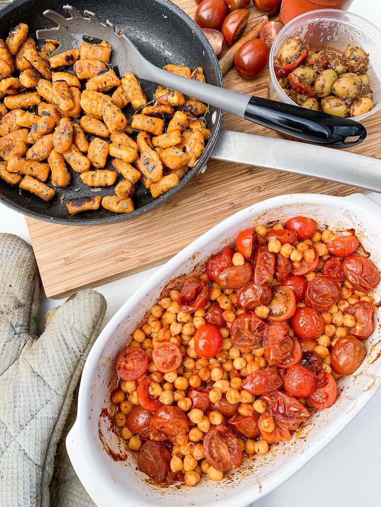 veganistisch recept gnocchi maken