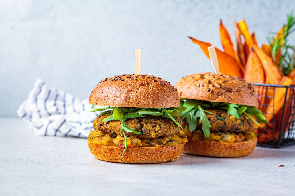 journée mondiale du burger végétalien