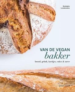 Kookboek-Van de vegan bakker
