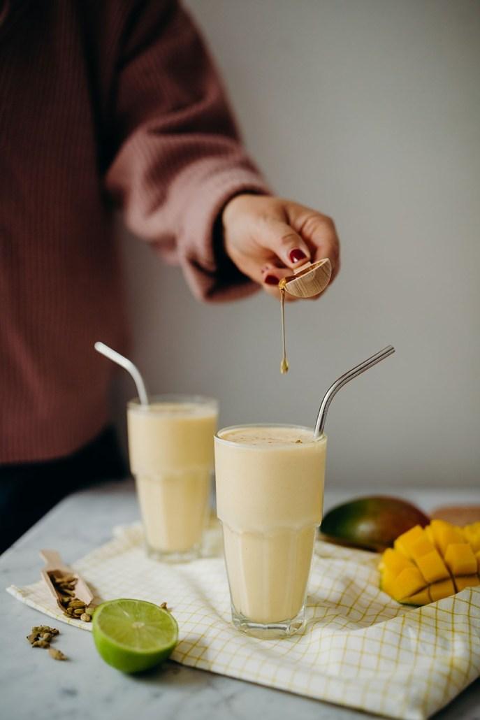 Vegan-mango-dessert