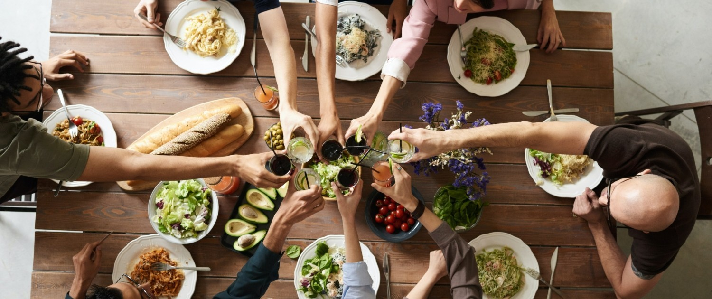 une alimentation végane variée et saine