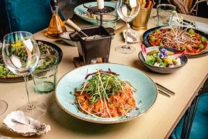 Epiphany's Kitchen, restaurant végétalien à Gand