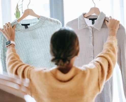 vegan kleding kiezen