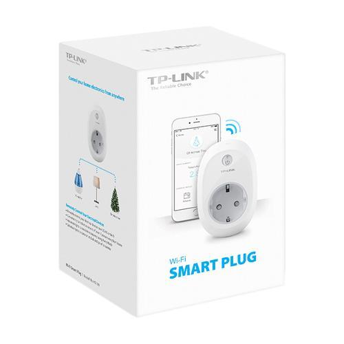 TP-LINK Wi-Fi Smart Plug HS100 Alexa Supported