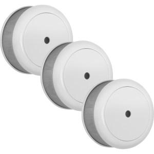 Smartwares RM620/3 Mini Rookmelder 3-pack Lithium batterij, 3 stuks