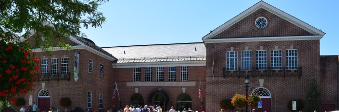 The Baseball Hall of Fame in Cooperstown, NY.