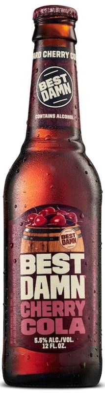 Best Damn Cherry Cola Bottle