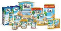 peak-milk brand