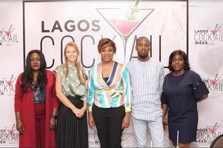 Lagos Cocktail week stakeholders