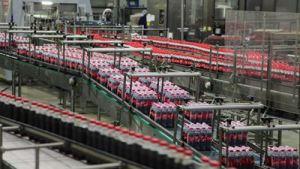 coca-cola-bottling-plant