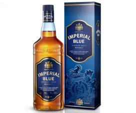 Pernod Ricard Seagrams Imperial Blue Whisky