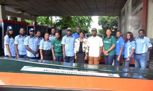FBRA donates boats to Lagos State