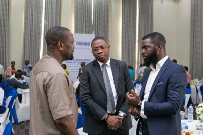 Nestle Nigeria Supplier's Day event photo 1