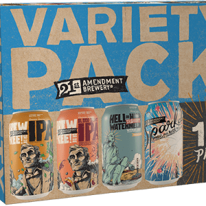 Variety Pack Beer Cans