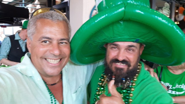 St Patricks 2019. South Floridah.