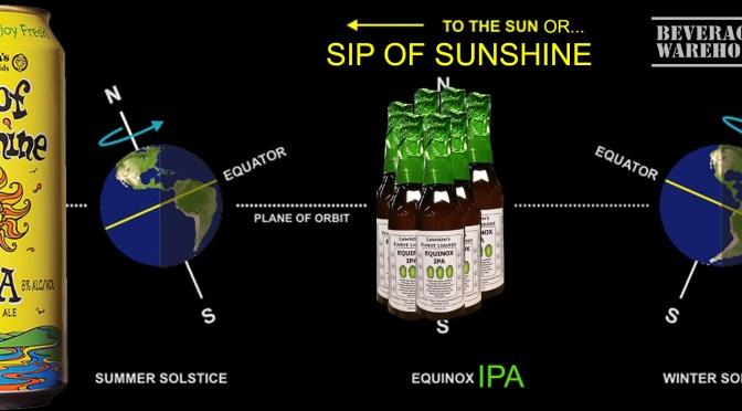 Lawson's Equinox IPA | Sip of Sunshine | Super Session 2 | FRI 12/2 & SAT 12/3