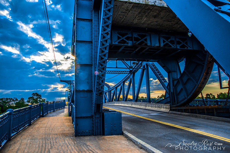 Joliet Historical Bridge-Ruby Street
