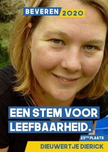 Dieuwertje Dierick - leerkracht secundair onderwijs Nederlands-Engels