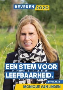 Monique Van Linden - landbouwster rundveebedrijf