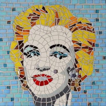 Marilyn Mosaic