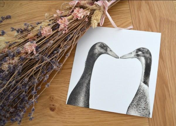 kissing-runner-ducks-card-1