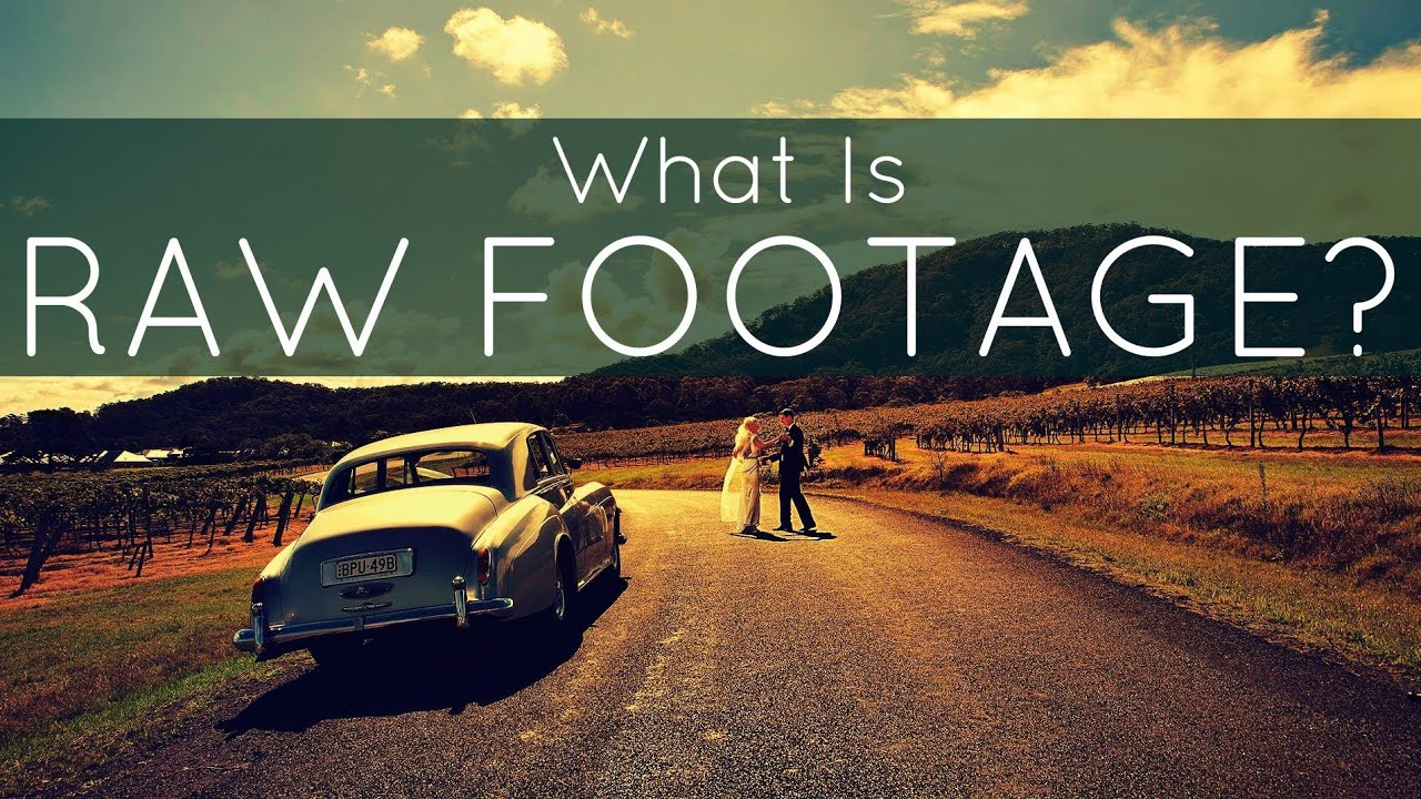 It's september, which means that fall tv is right around the corner. What does Raw Footage Mean in Film Production?