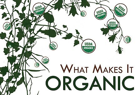 what makes it organic