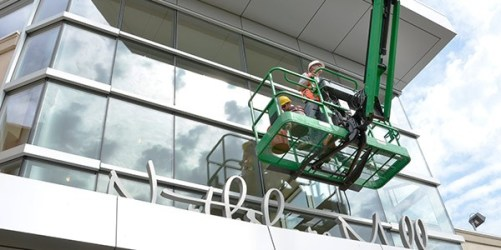 Window Replacement at Northshore Mall - Beverly Glass