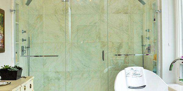 Luxury Shower Doors - Beverly Glass Company